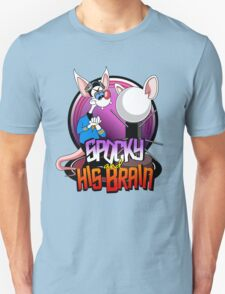 Spocky & His Brain T-Shirt