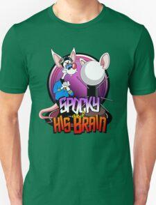 Spocky & His Brain T-Shirt