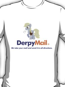 Derpy Mail T-Shirt
