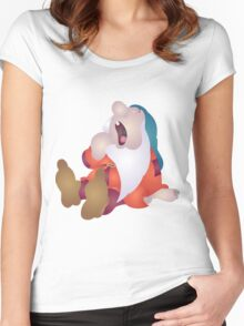 Sleepy Women's Fitted Scoop T-Shirt
