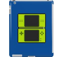 Nintendo Ds Green iPad Case/Skin