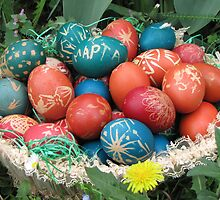 Happy Easter 2012 by branko stanic