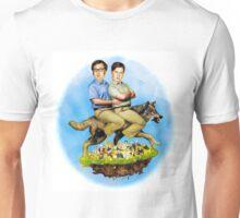 Tim and Eric's Billion Dollar Movie T-Shirt Unisex T-Shirt