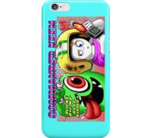 Commander Keen 6 - Aliens Ate My Baby Sitter! iPhone Case/Skin