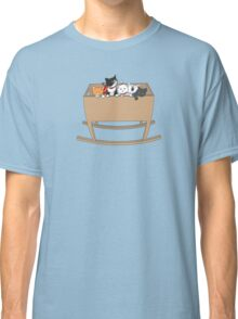 Cats in the cradle Classic T-Shirt