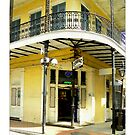French Quarter General Store by Sandra Russell