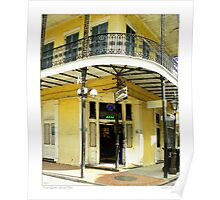 French Quarter General Store Poster