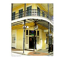 French Quarter General Store Photographic Print