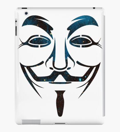 Fawkes iPad Case/Skin
