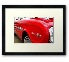1963 Ford Falcon Sprint Framed Print