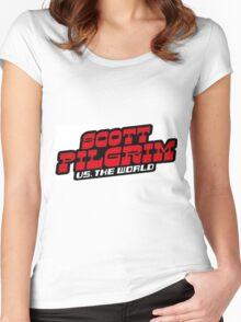 Scott Pilgrix Women's Fitted Scoop T-Shirt
