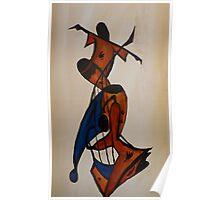 African Rhythms Poster