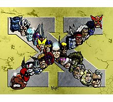 X Men Photographic Print