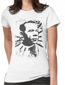 Booker T Womens Fitted T-Shirt