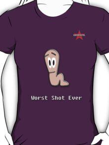 GeekGirl - Worst Shot Ever... T-Shirt