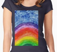Boundless Love Women's Fitted Scoop T-Shirt