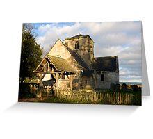 Saint Botolph's Church Greeting Card