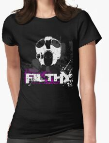 Filthy Womens Fitted T-Shirt