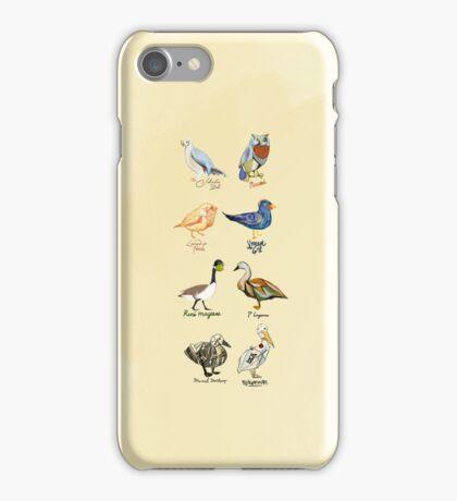 Art Fowl iPhone Case/Skin