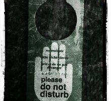 Do Not Disturb by Karen Cropper