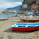 Marina Grande, Sorrento by Claire McCall