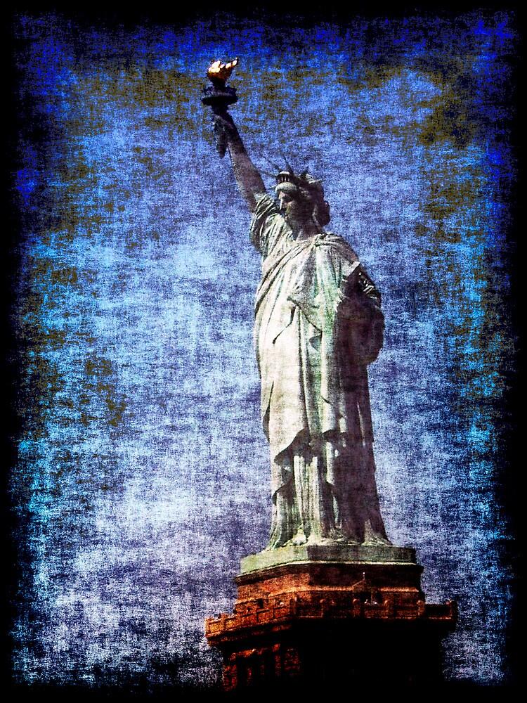 Lady Liberty by Benedikt Amrhein