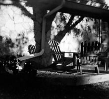 Front Porch by Michael John