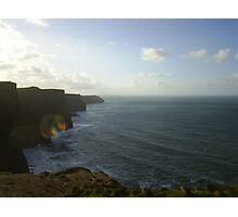 The Cliffs of Moher Photographic Print