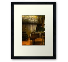 Ode to Elbert Hubbard, East Aurora and Roycroft  Framed Print