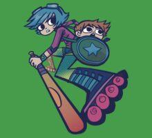 Ramona - Scott Pilgrim Kids Tee