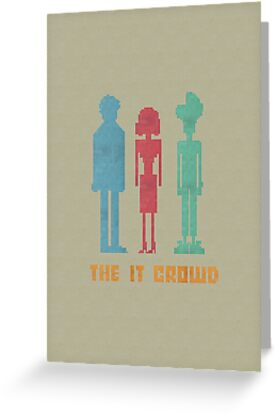 the it crowd by SallyDiamonds