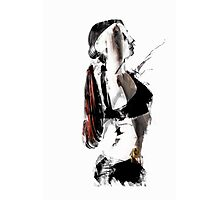 Arch - Abstract Contemporary Dancer Photographic Print