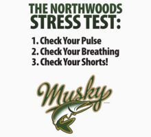 Musky Stress Test by gstrehlow2011