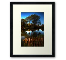 Capstone Country Park  Framed Print
