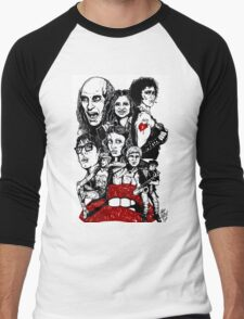 Rocky Horror Picture Show Men's Baseball ¾ T-Shirt