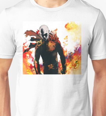 onepunch man Unisex T-Shirt