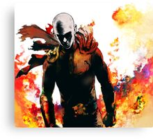 onepunch man Canvas Print
