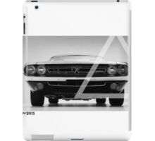 OVERFIFTEEN VINTAGE HEADLIGHTS ( CARS ) iPad Case/Skin