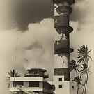 WW2 Control Tower by Daniel Carr