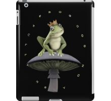 ✾◕‿◕✾FROG=FULLY RELY ON GOD>>FROG IPHONE CASE-PILLOW-JOURNAL-TOTE BAG-SCARF-ECT✾◕‿◕✾ iPad Case/Skin
