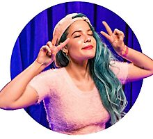 Halsey by Pineapplexpress