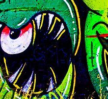 Green Monster by CormacEby