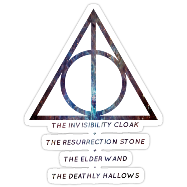 Deathly Hallows Galaxy by mj394