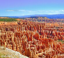 Bryce Canyon by Erykah36