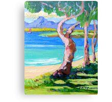 Bribie Island # 4  Queensland  Canvas Print