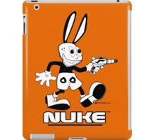 NUKE - Tweaked iPad Case/Skin