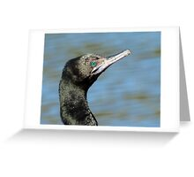 The Eye Has It. Greeting Card