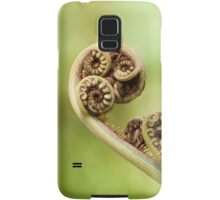 Spirals iphone cover Samsung Galaxy Case/Skin