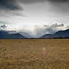 Distant Mountains by CormacEby