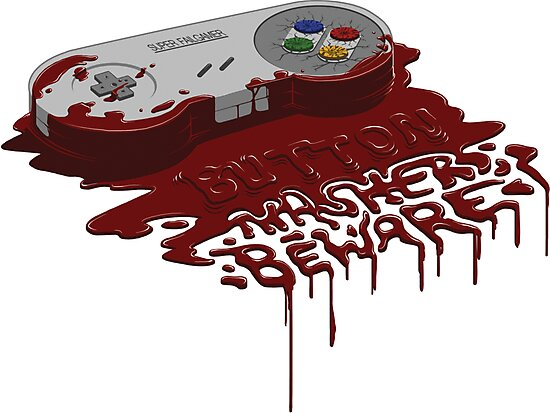 Button Mashers Beware by Evan Raynor
